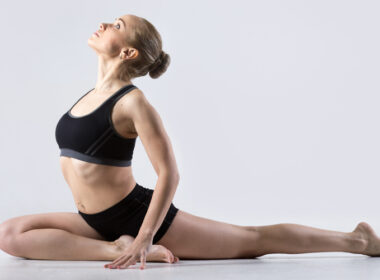 5 advanced yoga poses for anxiety and depression